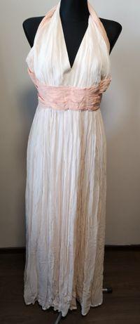 Sukienka asos 40 simple style boho wesele