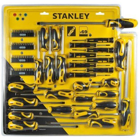 Zestaw wkrętaków Stanley Basic STHT0-62139