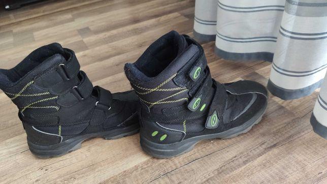 Buty zimowe chłopięce firmowe 36