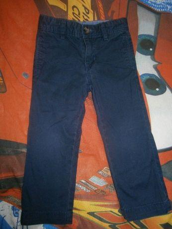 коттоновые брюки штаны carter`s р. 98