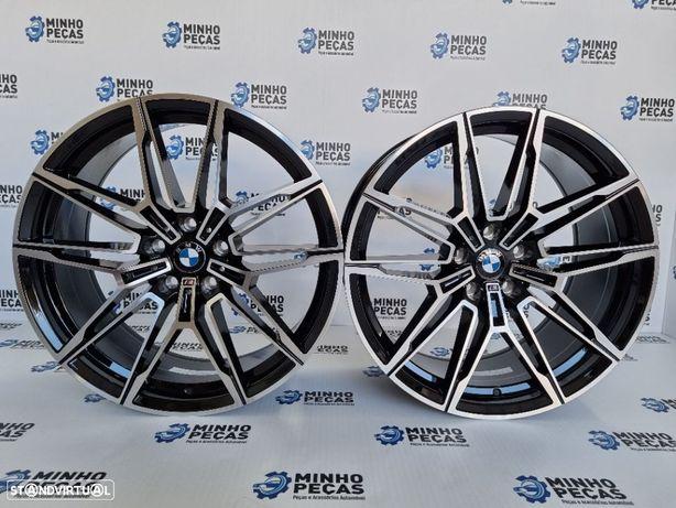 """Jantes BMW G20 M3 em 20"""" (5x120)"""