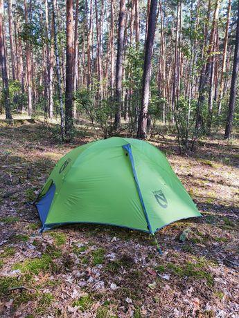 Топовая ультралегкая одноместная палатка NEMO Dragonfly 1P
