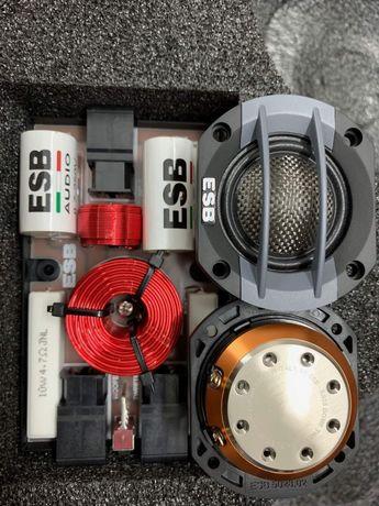 Głośniki 165mm ESB 5.6K2 hi end, sq