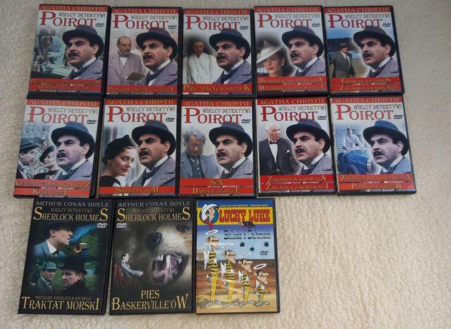 Poirot 1-10 Plus Sherlock Holmes