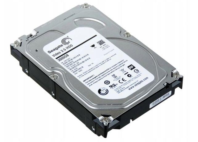 Dysk twardy HDD Seagate Video 3.5 3TB SATA III 5,9RPM