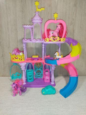 Замок My Little Pony Радужное королевство Сумеречной Искорки Hasbro