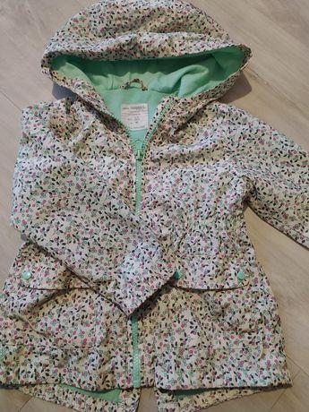 Wiatrówka Zara kurtka wiosenna