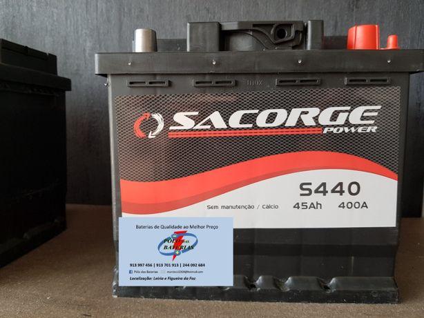 Baterias de AUTO Novas e Baratas 45ah,60ah,75ah,80ah,100ah