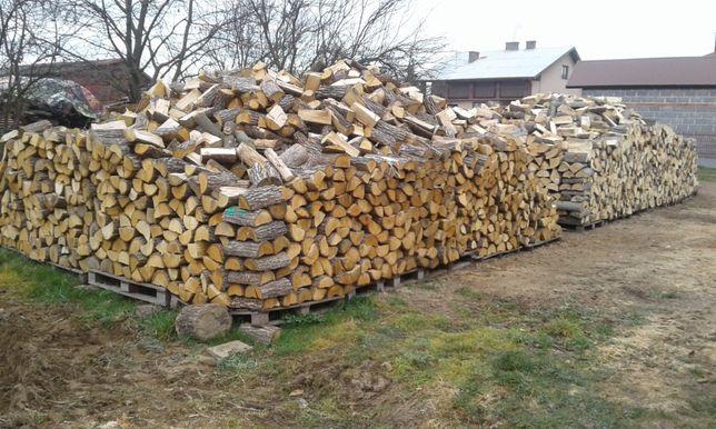 Drewno KOMINKOWE OPAŁOWE; suche/świeże