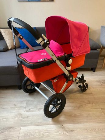 Wózek Bugaboo Cameleon + fotelik Maxi Cosi