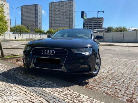 Audi A5 Sportback 2.0 TDi Multitronic