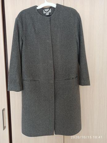 Продам  пальто h&m шерсть