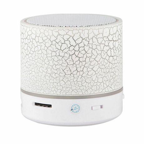 Coluna Bluetooth Sem Fio Led coluna Mini Portátil
