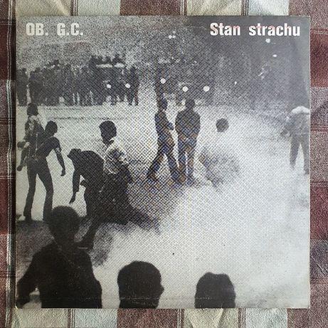 Obywatel GC- Stan Strachu 1989 EX Pierwsze wydanie!