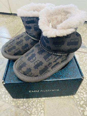Emu Australia buty Toddle Cars & Trucks