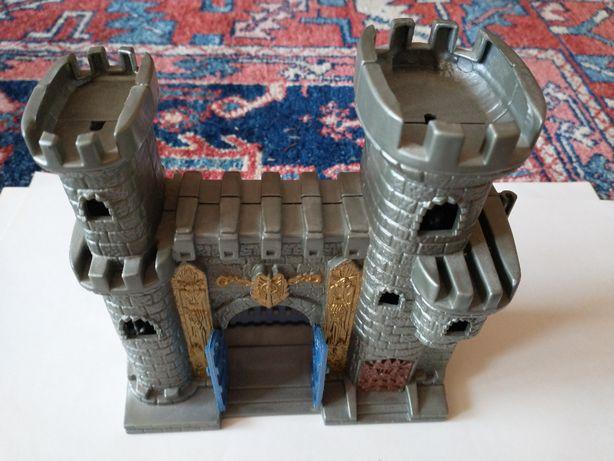 plastikowy zamek zabawka