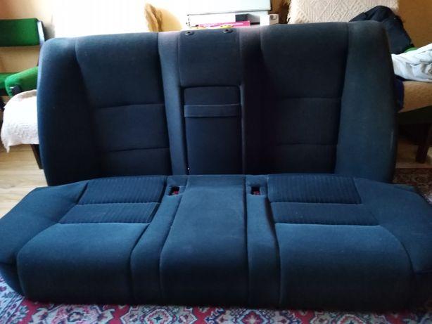 Kanapa siedzenia tył e39 sedan przedlift welur