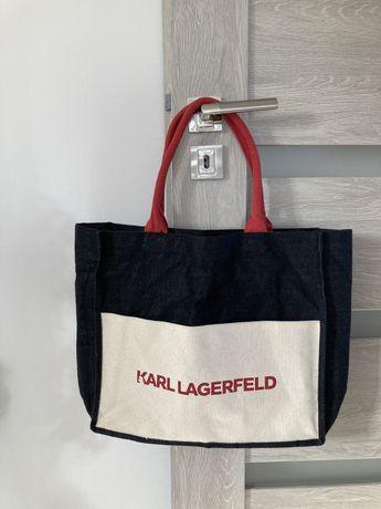Torba shopper bag Karl Lagerfeld