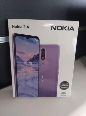 Telefon NOKIA 2.4 TA-1270 DS 2Gb\32Gb szary