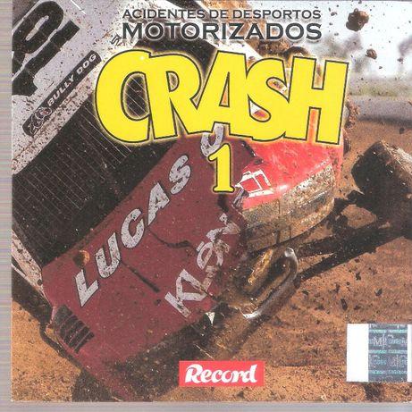 Filme DVD Crash 1 Acidentes de Desportos Motorizados
