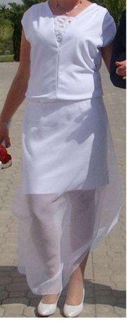 Sukienka ślubna. Uniwersalny rozmiar