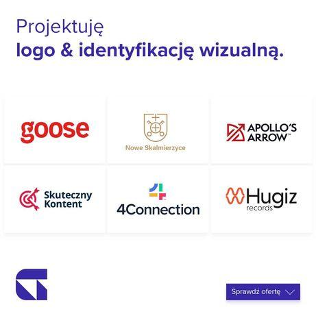 Usługi graficzne, projektowanie logo, identyfikacja wizualna