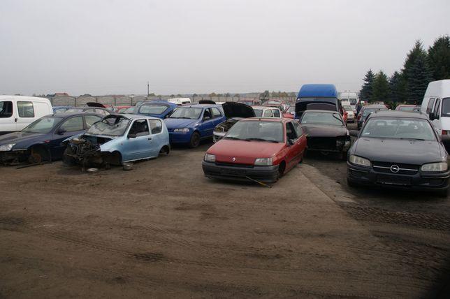Stacja Demontażu Pojazdów Skup Aut Kasacja Złomowanie Złom LEGALNIE