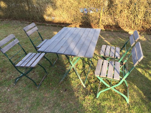 Ogród, krzesła ogrodowe, meble ogrodowe