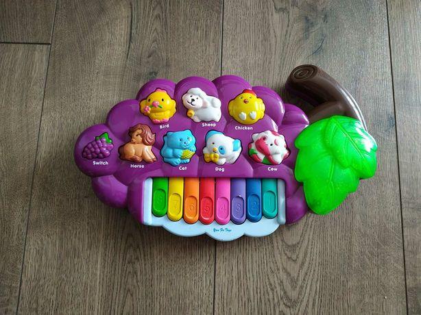 Піаніно дитяче,розвиваюча іграшка