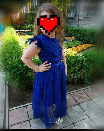 Платье на девочку,праздник,выпускной, день рождение