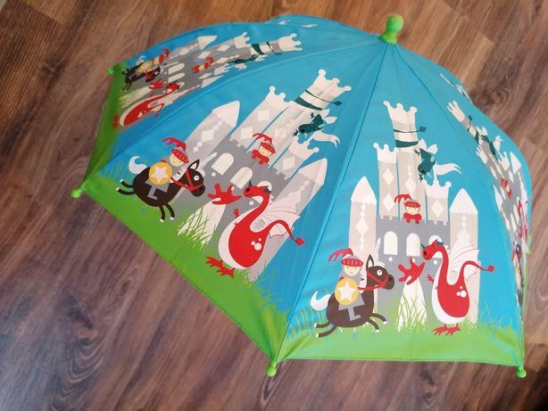 Chapéu de chuva que muda de cor