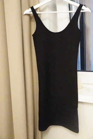 Sukienka czarna mini xs/s