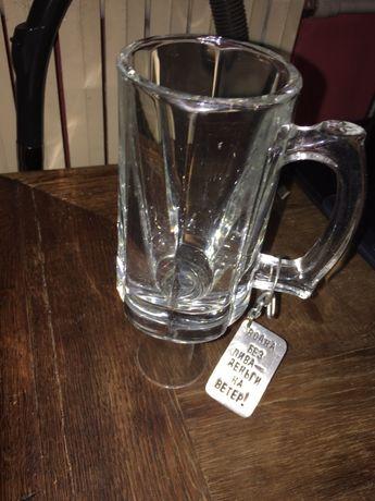 Сувенирный бокал для мужчины
