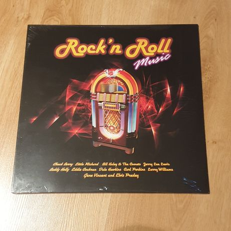 Rock and Roll Music LP vinyl składanka