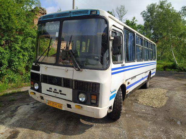 ПАЗ 4234 обладнаний для перезення інвалідів