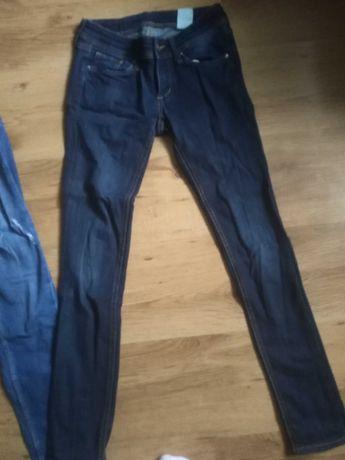Zamienie spodnie damskie