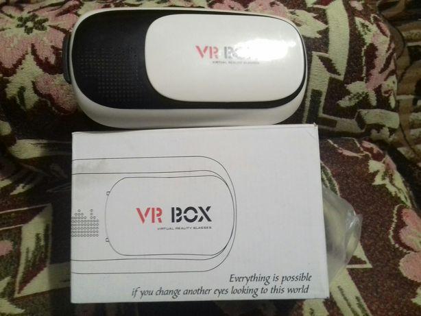 VR очкі для перегляда фільмів