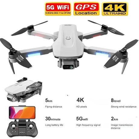 Квадрокоптер 4DRC F8 mini GPS камера 4К 5G дистанция 1км полет 22 мин