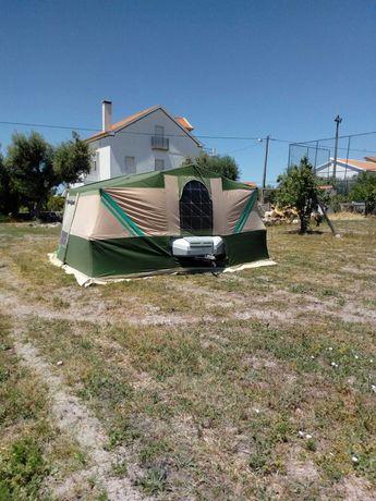 Atrelado tenda safari f2 com avançado incluído