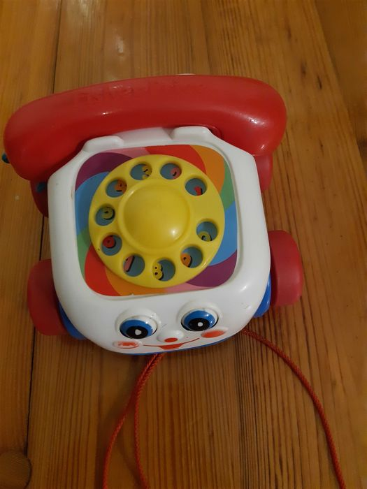 Telefon Fisher Price Kościerzyna - image 1