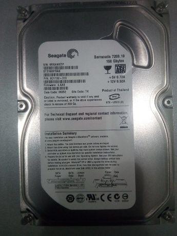 Винт Seagate ST3160815AS 160 GB Seagate ST3120827AS 120 GB