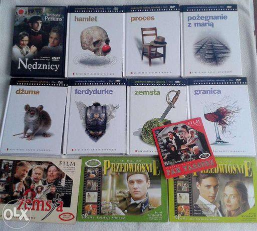 Lektury matura DVD opracowania dla licealistów