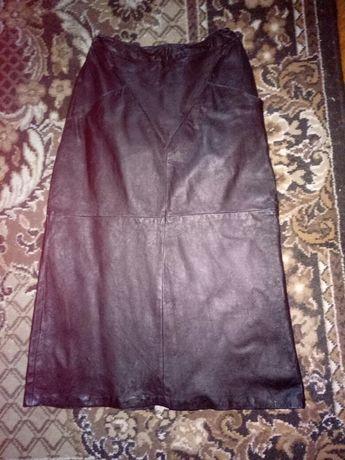 Продам кожаную юбку фирмы Yessica.