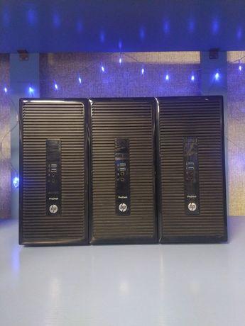 Системный блок HP ProDesk 400 G2 MT G3240 3.10GHz 8Gb 500Gb HDD МНОГО