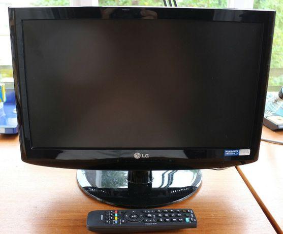 Tv Lcd 19 funkcja monitora LG 19LD320 Mpeg-4