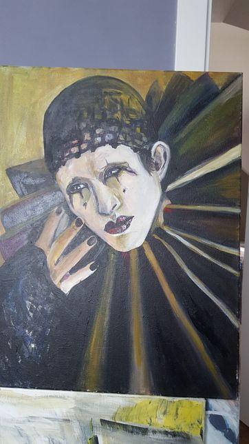 portret arlekin promocja