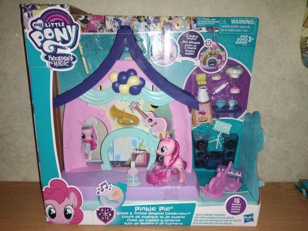 Ігровий набір Hasbro My Little Pony Pinkie Pie Beats & Treats Magical