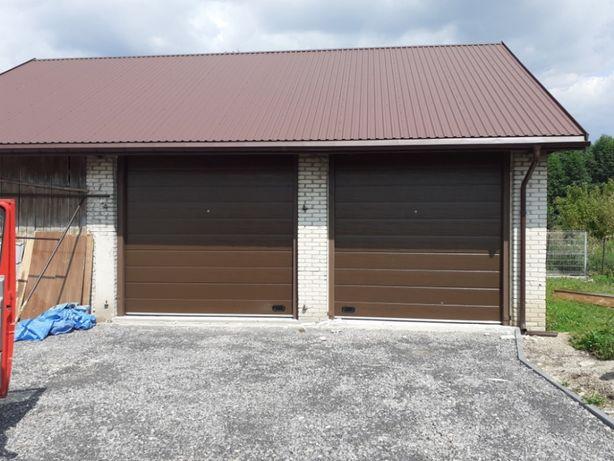 Producent bram garażowych segmentowych - serwis 24 godziny/dobę