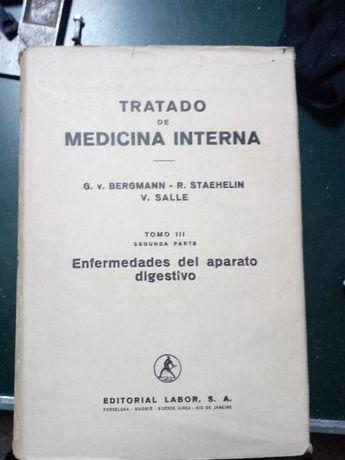 Vendo livros de medicina