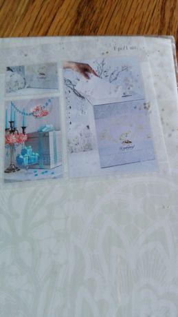 Pudelko na koperty weselne